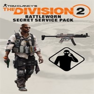 Tom Clancys The Division 2 Battleworn Secret Service Pack