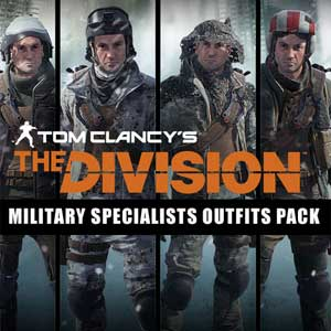 Tom Clancys The Division Military Specialists Outfits Pack Digital Download Price Comparison