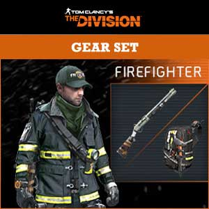 Tom Clancys The Division NY Firefighter Gear Set Digital Download Price Comparison