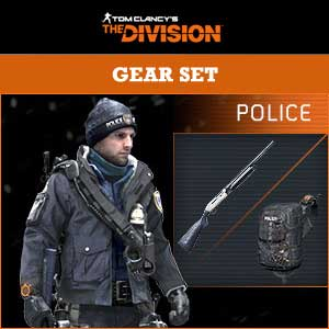 Tom Clancys The Division NY Police Gear Set Digital Download Price Comparison