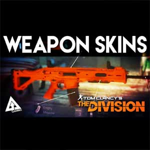 Tom Clancys The Division Weapon Skins Xbox One Code Price Comparison