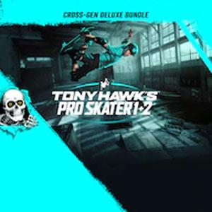 Tony Hawk's Pro Skater 1 Plus 2 Cross-Gen Deluxe Bundle
