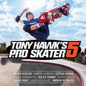Tony Hawks Pro Skater 5 Xbox one Code Price Comparison