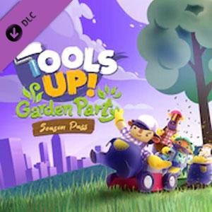 Tools Up Garden Party Season Pass