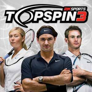 Top Spin 3 XBox 360 Code Price Comparison