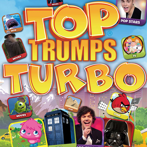 Top Trumps Turbo Digital Download Price Comparison