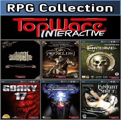 Topware RPG Collection Digital Download Price Comparison