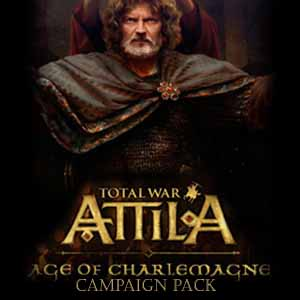 Total War ATTILA Age of Charlemagne Campaign Pack Digital Download Price Comparison