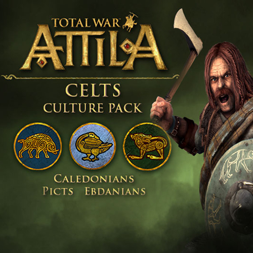 Total War Attila Celts Culture Pack Digital Download Price Comparison
