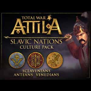 Total War ATTILA Slavic Nations Culture Pack Digital Download Price Comparison