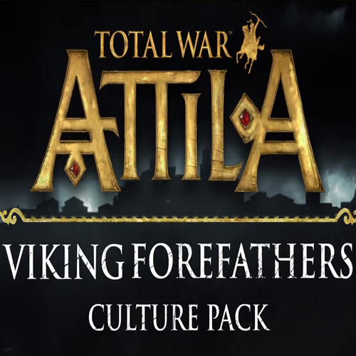 Total War ATTILA Viking Forefathers Culture Pack Digital Download Price Comparison