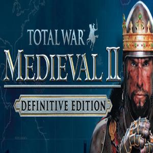 Total War MEDIEVAL 2 Definitive Edition Digital Download Price Comparison