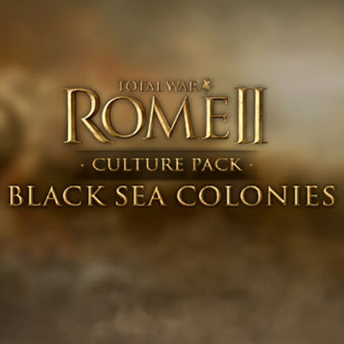 Total War Rome 2 Black Sea Colonies Culture Pack Digital Download Price Comparison