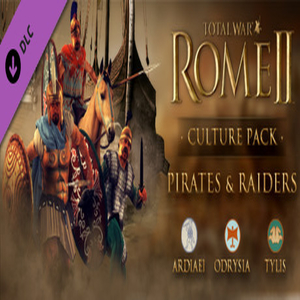 Total War ROME 2 Pirates and Raiders Culture Pack