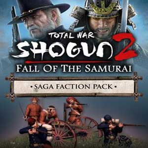 Total War Shogun 2 Fall of the Samurai The Tsu Faction Pack Digital Download Price Comparison