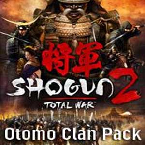 Total War Shogun 2 Otomo Clan Pack Digital Download Price Comparison