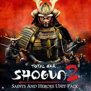 Total War SHOGUN 2 Saints and Heroes Unit Pack Digital Download Price Comparison