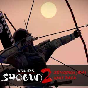 Total War SHOGUN 2 Sengoku Jidai Unit Pack Digital Download Price Comparison
