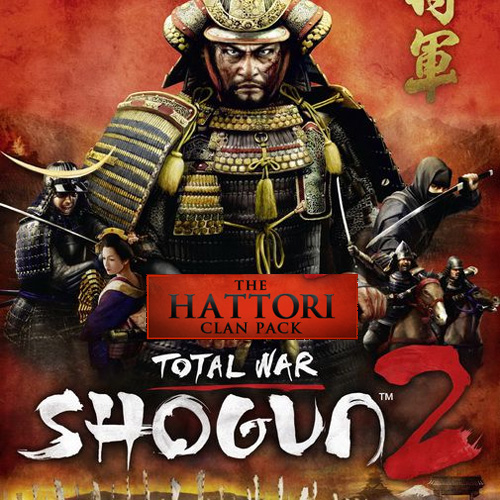Total War Shogun 2 The Hattori Clan Pack Digital Download Price Comparison
