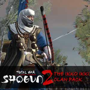 Total War Shogun 2 The Ikko Ikki Clan Pack Digital Download Price Comparison