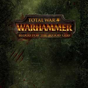Total War Warhammer Blood for The Blood God Digital Download Price Comparison