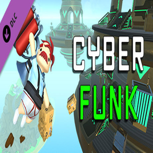 Totally Reliable Delivery Service Cyberfunk