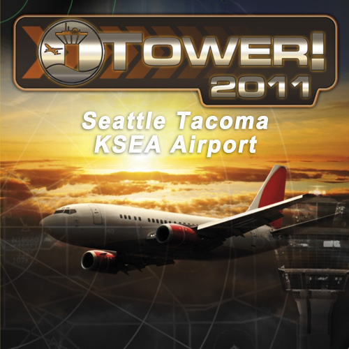 Tower 2011 Seattle Tacoma KSEA Airport Digital Download Price Comparison