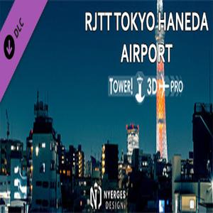 Tower 3D Pro RJTT airport