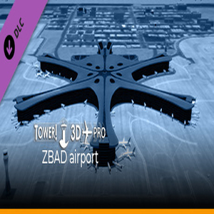 Tower 3D Pro ZBAD airport