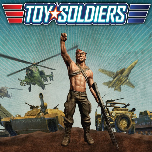 Toy Soldiers Xbox 360 Code Price Comparison