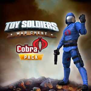 Toy Soldiers War Chest Cobra Pack Digital Download Price Comparison