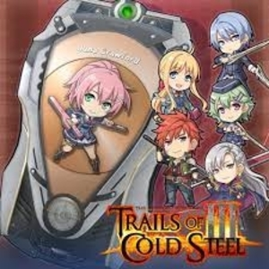 Trails of Cold Steel 3 ARCUS Cover Set B
