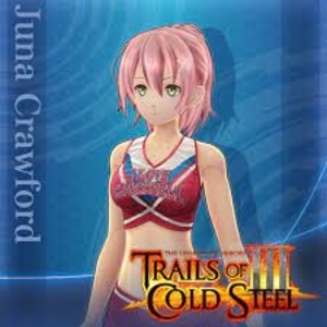 Trails of Cold Steel 3 Juna's Crossbell Cheer Costume