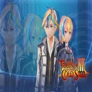 Trails of Cold Steel 3 Rainbow Hair Set