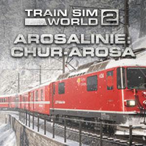 Train Sim World 2 Arosalinie Chur Arosa Route