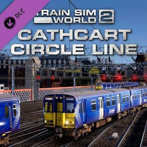Train Sim World 2 Cathcart Circle Line Glasgow-Newton & Neilston