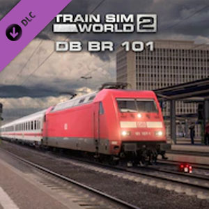 Train Sim World 2 DB BR 101 Loco Add-On