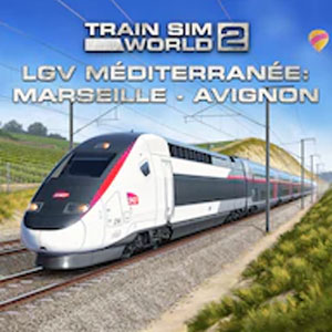 Train Sim World 2 LGV Méditerranée Marseille-Avignon Route Add-On