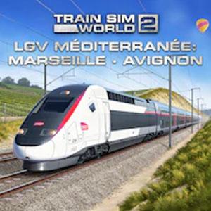Train Sim World 2 LGV Méditerranée Marseille-Avignon Route Add-On