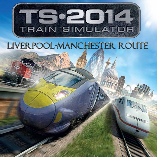 Train Simulator 2014 Liverpool-Manchester Route