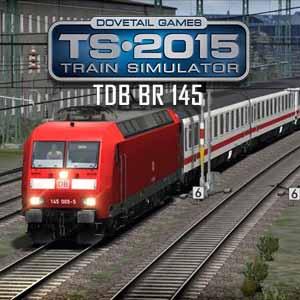 Train Simulator 2015 DB BR 145 Loco Add-On Digital Download Price Comparison