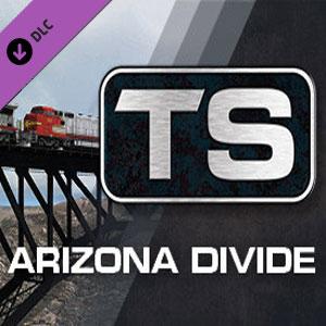 Train Simulator Arizona Divide Winslow-Williams Route Add-on