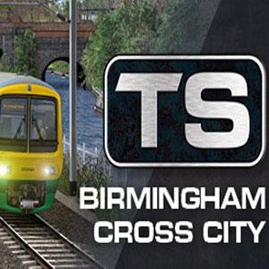 Train Simulator Birmingham Cross City Line Lichfield Bromsgrove & Redditch Route Add-On