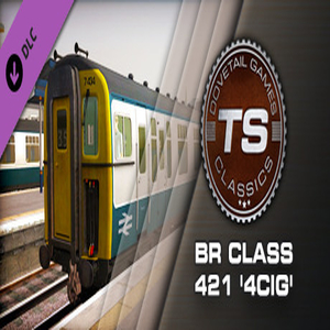 Train Simulator BR Class 421 4CIG Loco Digital Download Price Comparison