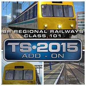 Train Simulator BR Regional Railways Class 101 DMU Add-On Digital Download Price Comparison