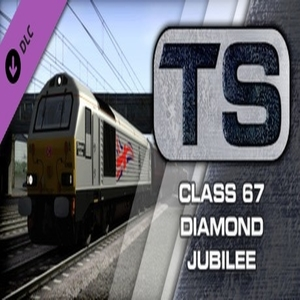 Train Simulator Class 67 Diamond Jubilee Loco Add-On