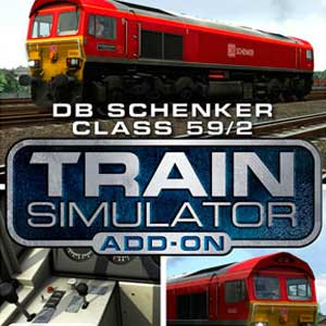 Train Simulator DB Schenker Class 59/2 Loco Add-On Digital Download Price Comparison