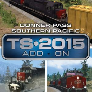 Train Simulator Donner Pass Southern Pacific Route Add-On Digital Download Price Comparison