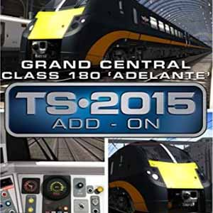 Train Simulator Grand Central Class 180 Adelante DMU Add-On