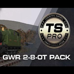 Train Simulator GWR 4200/5205/7200 2-8-0T Pack